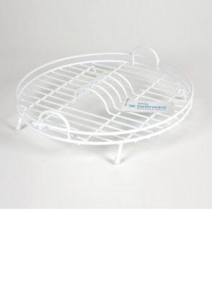 Circular Drainer- White