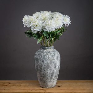 Artificial Flowers Classic White Peony
