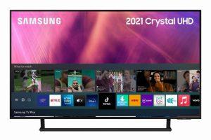 Samsung UE43AU9000KXXU 43″ Crystal UHD 4K HDR Smart TV