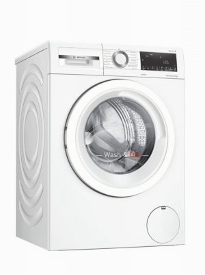 Bosch WNA134U8GB 8kg/5kg 1400 Spin Washer Dryer – White