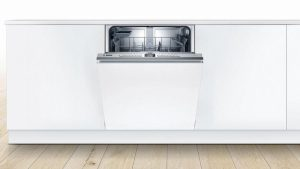 Bosch SMV4HAX40G Built In Full Size Dishwasher – 13 Place