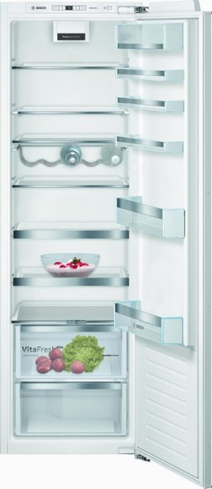 Bosch KIR81AFE0G Frost Free Built In Fridge