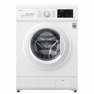 LG F4MT08WE 8kg 1400 Spin Washing Machine with 6 Motion Direct D