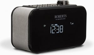ROBERTS ORTUS2 DAB/DAB+/FM ALARM BLACK
