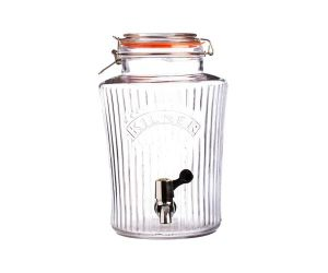 Kilner Clip Top Vintage Drinks Dispenser 5 Litre