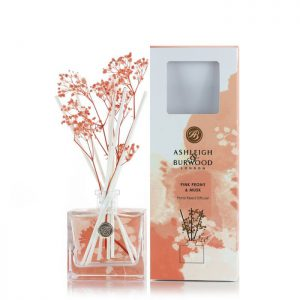 Ashleigh And Burwood Diffuser Coral Pink Peony And Musk