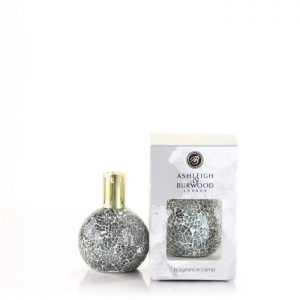 Ashleigh And Burwood Fragrance Lamp Mosaic Grey