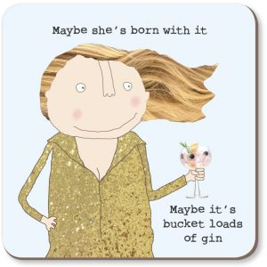 Rosie Made A Thing Coaster Bucket Gin