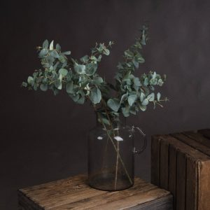 Artificial Flowes Variegated Eucalyptus
