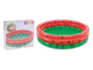 Intex Watermelon Swimming Pool + Repair 168cm x 38cm
