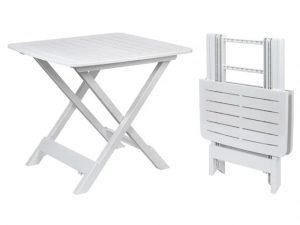 Koopman Camping Table White