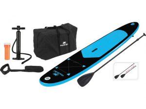 Koopman Waikiki Paddleboard + Bag Pump & Paddle Blue