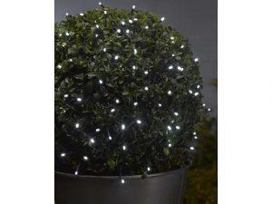SmartGarden Solar String Lights x 50 White