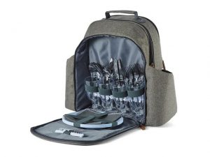 Tower Heritage Picnic Bag 4 Person Green