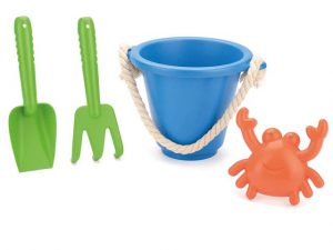 Recycled Sand Castle Set 4 Piece