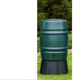 Harcostar Water Butt 168L + Lid & Tap