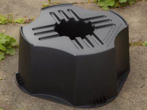 Harcostar Water Butt Stand Black