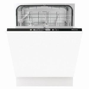 Hisense HV651D60UK Integrated Full Size Dishwasher – 13 Place Se