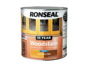 Ronseal 10 Year Woodstain Natural Pine 750ml