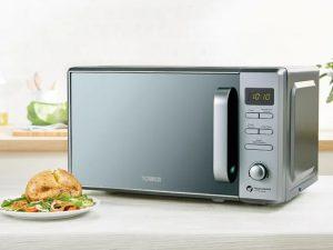 Tower Digital Microwave 20L 800W Grey