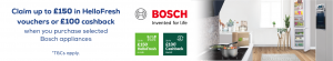 Bosch Choice Promotion