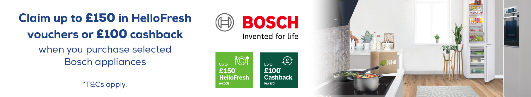You are currently viewing Bosch Choice Promotion