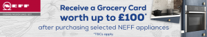 Neff Grocercy Card promotion at Staines & Brights 2021