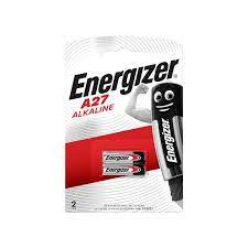 Energizer A27 Battery 2 pack