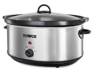 Tower Slow Cooker 6.5 Litre
