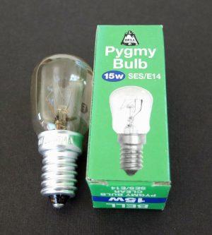15 Watt SES Pygmy Bulb