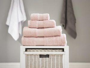 Bliss Guest Towel Pink 40x60cm