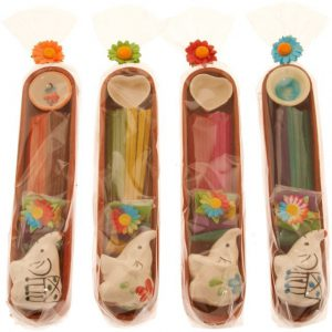 INCENSE CONE AND STICK GIFT SET- SINGLE
