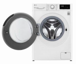 LG F4V309WNW 9kg 1400 Spin Washing Machine – White