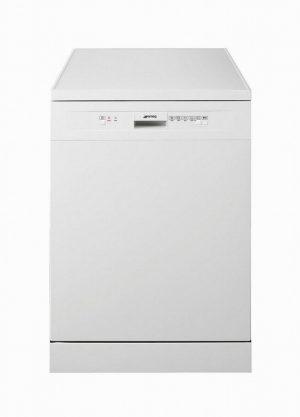 Smeg DF13E2WH Full Size Dishwasher White 13 Place Settings
