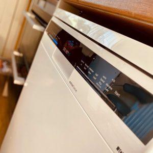 Siemens extraKlasse SN23HW64AG Full Size Dishwasher 14 place