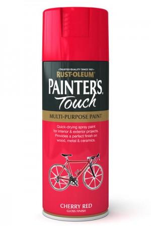 Spray Paint Cherry Red GLoss 400ml
