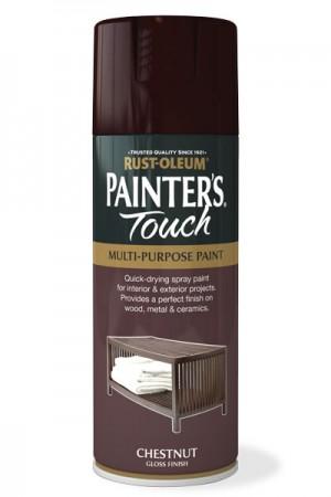 Spray Paint Chestnut Gloss 400ml