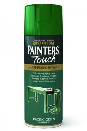Spray Paint Racing Green Gloss 400ml
