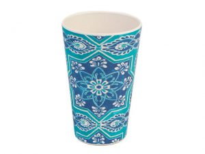 Bamboo Cups x 4 St Tropez