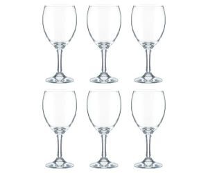 Essentials Sleeve Of 6 Red Wine Glasses 30cl