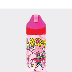 Rachel Ellen Drinks Bottle With Straw- Mary The Fairy