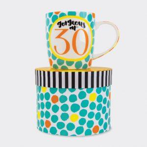 Rachel Ellen Mug- Gorgeous At 30