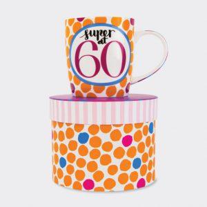 Rachel Ellen Mug- Super At 60