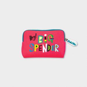 Rachel Ellen Neoprene Purse- Hey Big Spender