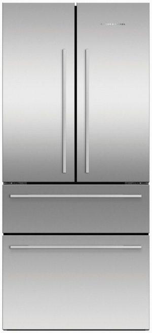 Fisher & Paykel RF523GDX1 American Style Fridge Freezer