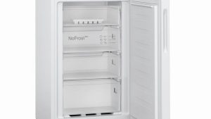 Bosch KGN27NWFAG 55cm Fridge Freezer – White – Frost Free