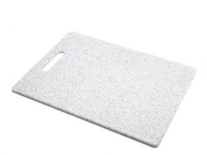 Taylors Cutting Board White Granite Effect Large