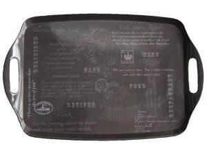 Tea Tray & Handles Vintage Recipes