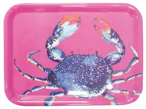 Dish Of The Day Tray Crab