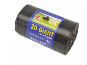 Giant Bin Liner 120L x 20
